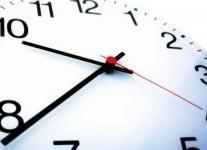 L'heure nationale sera reculée de 60 minutes ce dimanche