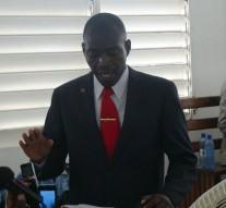 Nomination d'un nouveau Commissaire au TPI de Jeremie